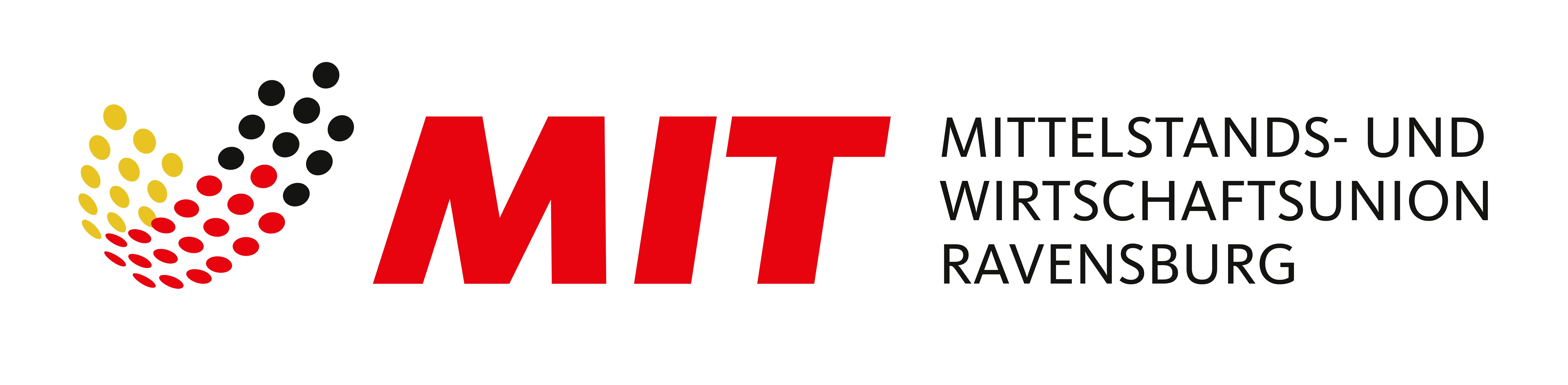 Logo der Mittelstands- und Wirtschaftsunion Ravensburg