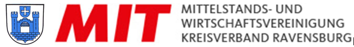 Logo der Mittelstands- und Wirtschaftsvereinigung Ravensburg